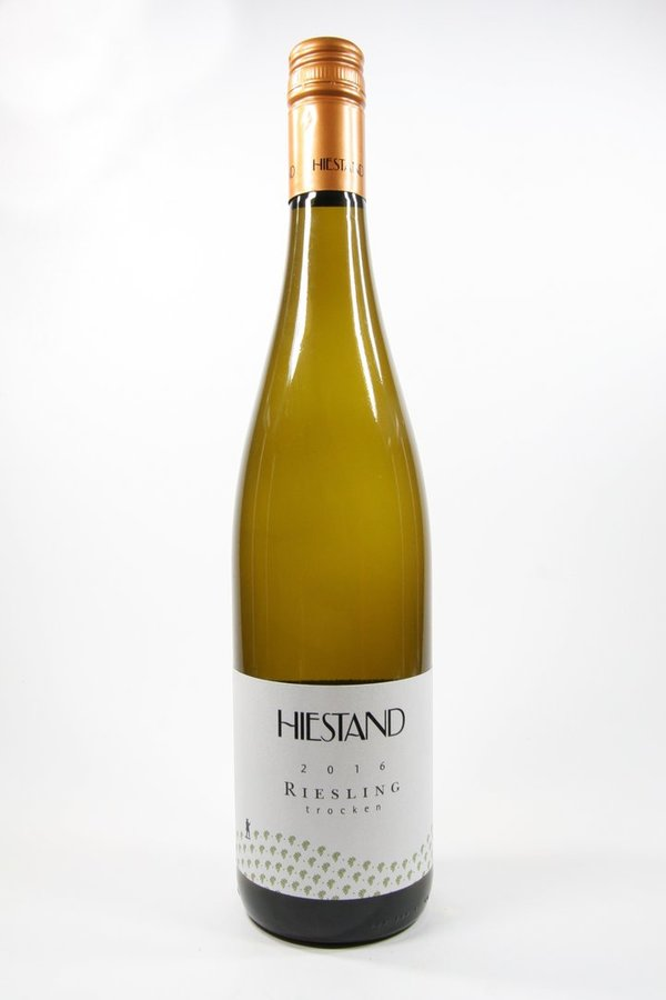 Hiestand Riesling, 2018
