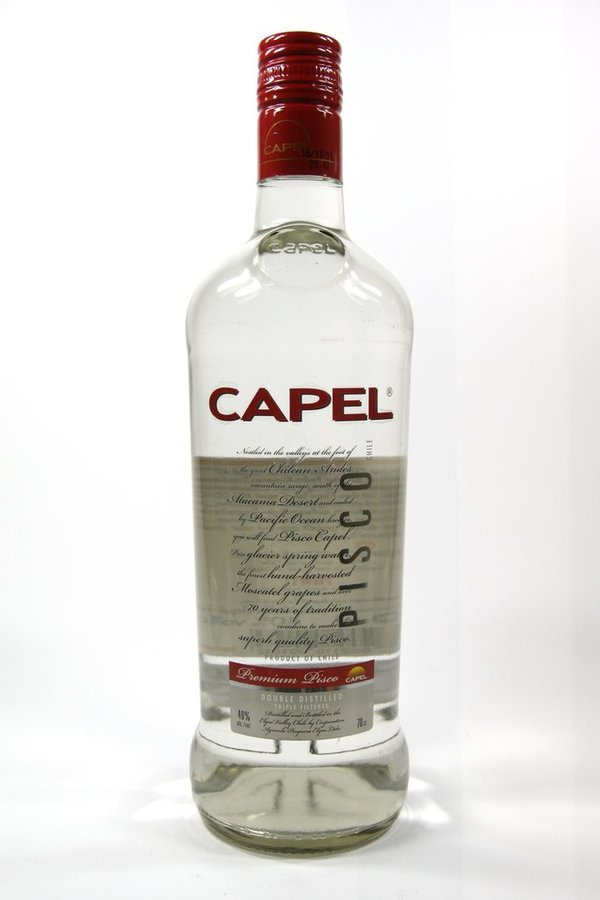 Pisco Capel - Reservado Doble Destilado 40%